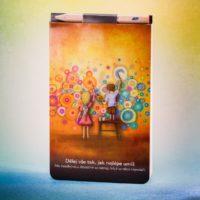 Zápisník Tvořivost