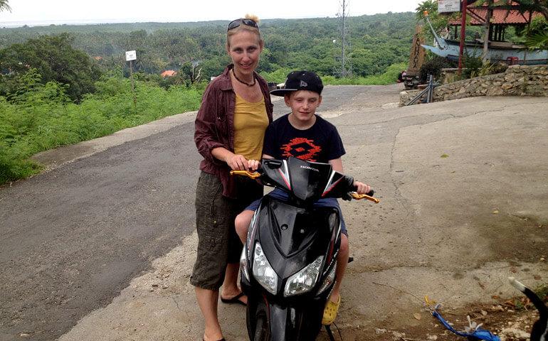 Novopečení motorkáři:)
